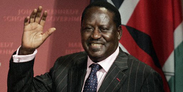 happy raila