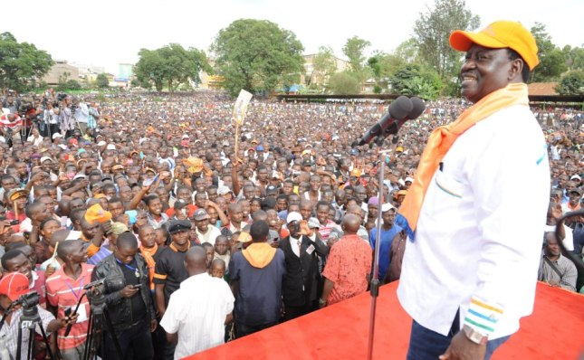 Raila in Kisii3