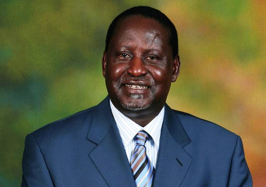Raila Portrait