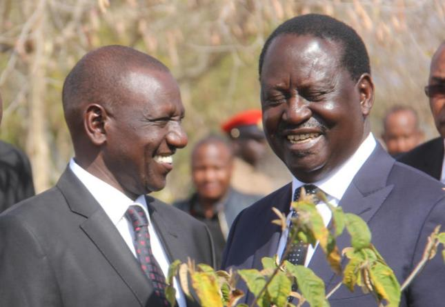 Raila and Ruto2