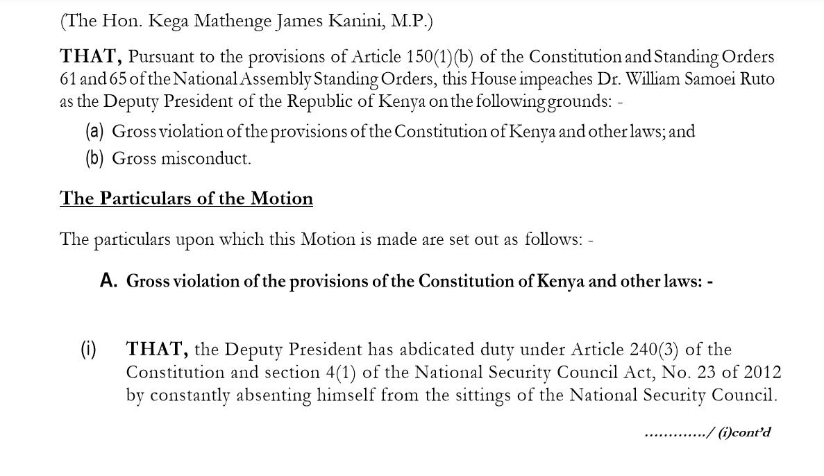 DP Impeach Motion(2)
