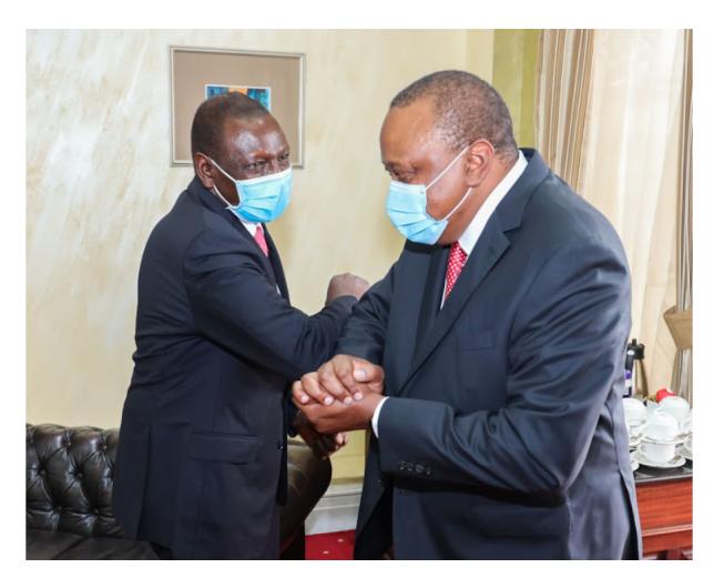 Uhuru and Ruto(1)